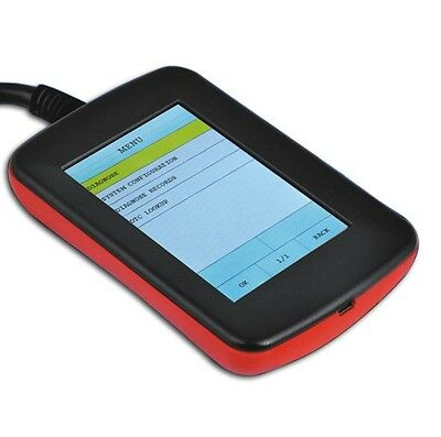 Super Scanner ET601 OBDII/EOBD CODE Reader Color ,Portable with Touch LCD 3.5''