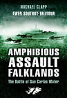 Amphibious Assault Falklands: The Battle of San Carlos Water by Ewen Southby-Tailyour, Michael Clapp (Paperback, 2007)
