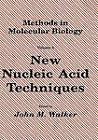 New Nucleic Acid Techniques: Vol.4 by Humana Press Inc. (Hardback, 1988)
