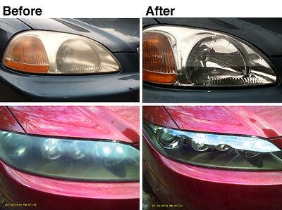 Headlamp Polish for HOLDEN COMMODORE VT VX VY VZ VE VH VL VN VP VR VS UTE HSV