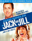 Jack and Jill (Blu-ray/DVD, 2012, 2-Disc Set, Includes Digital Copy UltraViolet)