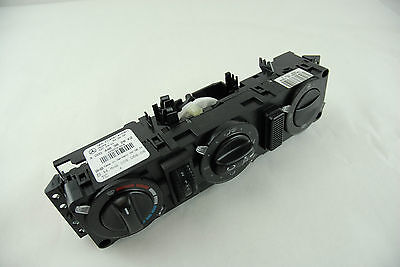 Sprinter A/C Heater Control Head unit w/ heater boost Mopar 5103644AA Dodge New