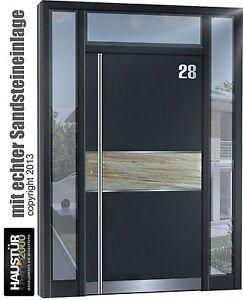 Alu haustüren  Aluminium Haustür Alu Haustür Haustüren Tür flügelüberdeckend 6380 ...