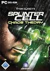 Tom Clancy's Splinter Cell: Chaos Theory (PC, 2005, DVD-Box)