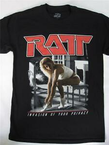 Ratt-Invasion-Of-Your-Privacy-Tour-039-85-T-shirt-S-XXL-Motley-Crue-Poison
