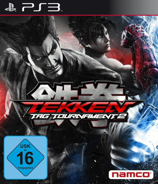 Tekken Tag Tournament 2 (Sony PlayStation 3, 2012)