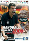 Handball Manager 2008 (PC, 2007, DVD-Box)