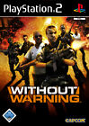 Without Warning (Sony PlayStation 2, 2005, DVD-Box)