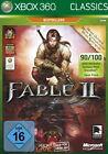Fable II -- Classics (Microsoft Xbox 360, 2010, DVD-Box)
