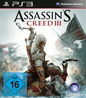 Assassin's Creed III -- Pyramide Software (Sony PlayStation 3, 2014, DVD-Box)