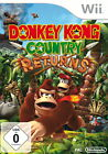 Donkey Kong Country Returns (Nintendo Wii, 2010, DVD-Box)