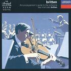 Benjamin Britten - Britten: The Young Person's Guide to the Orchestra; Sea Interludes (1990)