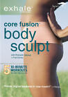 Exhale Core Fusion Body Sculpt (DVD, 2008)