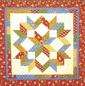 Carpenter's Star quilt pattern by Debbie Maddy of Calico Carriage ... : calico carriage quilt designs - Adamdwight.com