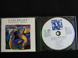 PAUL-BRADY-PRIMITIVE-DANCE-Compact-Disc