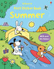 First Sticker Book: Summer by Jessica Greenwell (Paperback, 2012)