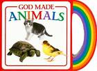 God Made Animals by Michael Vander Klipp (Board book, 2008)