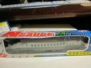 "NEW JAPANESE N GAUGE DIE-CAST SCALE MODEL NO. 71 IN THE BOX - 7"" LONG -"