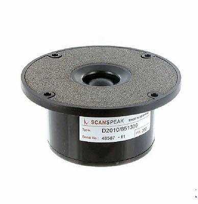 Scanspeak D2010/851300 Tweeter - Classic Range. Spendor Naim ProAc replacement
