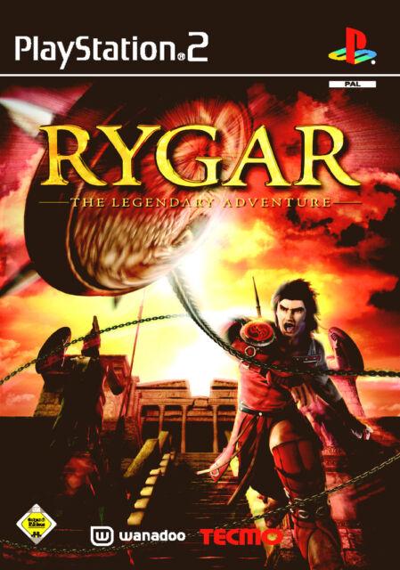 Rygar - The Legendary Adventure (Sony PlayStation 2, 2003, DVD-Box)