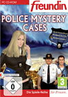 Police Mystery Cases (PC, 2010, DVD-Box)