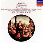 Georg Solti - Handel (Messiah (Arias and Choruses), 1990)