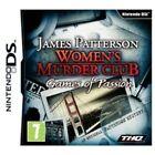 Women's Murder Club: Games of Passion (Nintendo DS, 2009) - European Version