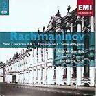 Sergey Rachmaninov - Rachmaninov: Piano Concerto Nos. 2 & 3; Rhapsody on a Theme of Paganini (2004)
