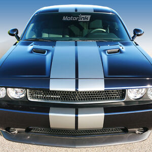 2011 2014 Dodge Challenger Dual Rally Racing Double