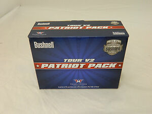 NEW-BUSHNELL-TOUR-V2-TOURNAMENT-EDITION-PATRIOT-PACK-LASER-RANGEFINDER-RANGE