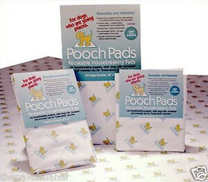 2PK Pooch Pads Washable Leakproof Housebreaking Training Piddle Crate Liner Pads