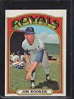 1972 Topps Jim Rooker #742 Baseball Card