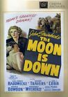 The Moon Is Down (DVD, 2013)