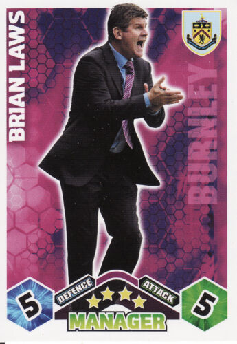 Match Attax Extra 09//10 Bolton /& Burnley Cards Pick Your Own From List