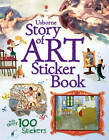 Story of Art Sticker Book by Sarah Courtauld (Paperback, 2012)
