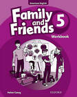 Family and Friends American Edition: 5: Workbook: 5 by Tamzin Thompson, Naomi Simmons, Jenny Quintana (Paperback, 2010)
