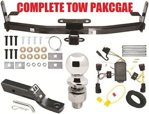 s l300 complete trailer hitch tow package trailer hitch wiring kit hitch wiring kit at aneh.co