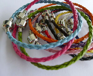 24pcs-leather-cord-charm-braclet-fit-European-beads