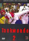 Taekwondo Vol.2 - Ultimate Martial Arts Championship (DVD, 2005)
