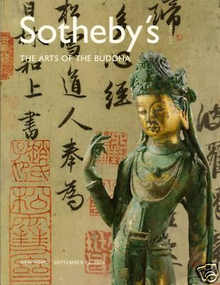 SOTHEBY'S TIBET CHINA JAPAN KOREA BUDDHA Art Auction Catalog