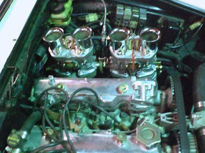 FIAT 124 SPIDER, 131 DUAL CARBURETORS & INTAKE MANIFOLD