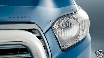 TOYOTA KLUGER BONNET PROTECTOR GSU# MAY 2007 - JULY 2010 NEW GENUINE ACCESSORY