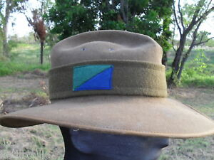 WW1-11th-Australian-light-horse-puggaree-and-colour-patch