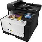 HP LaserJet Pro CM1415FNW All-In-One Laser Printer