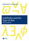 Indefinites and the Type of Sets by Fred Landman (Paperback, 2003)