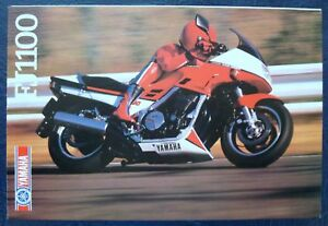 YAMAHA-XVS-1100-DRAGSTAR-SALES-BROCHURE-FRENCH-TEXT