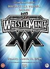 WWE - Wrestlemania 20 (DVD, 2008)