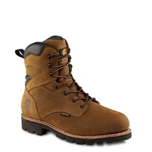 Mens-Carhartt-by-Red-Wing-Shoes-3719-Waterproof-insul