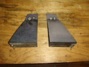 Boat marine port and starboard side window brackets ebay - What side is port and starboard on a boat ...