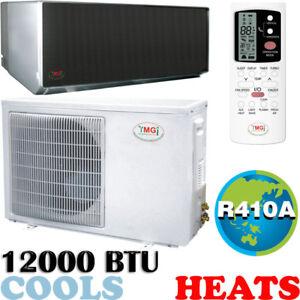 12000 btu ductless mini split air conditioner heat pump for 12000 btu window air conditioner with heat pump